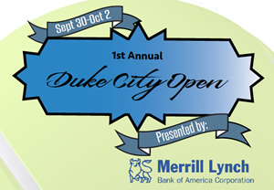 Duke City Open – Sept. 30 – Oct. 2