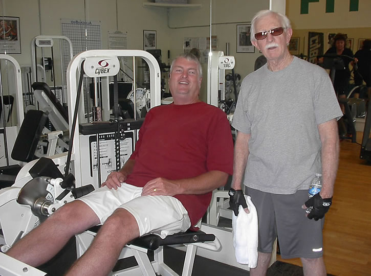 TCA Fitness Center