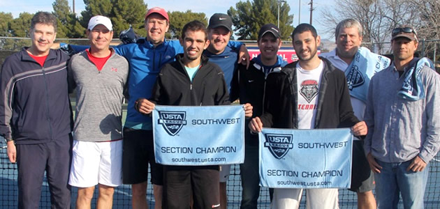 TCA Men's Tri-Level on to Nationals