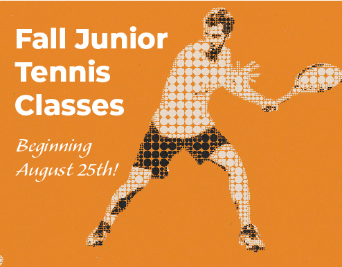 Fall Junior Tennis Classes