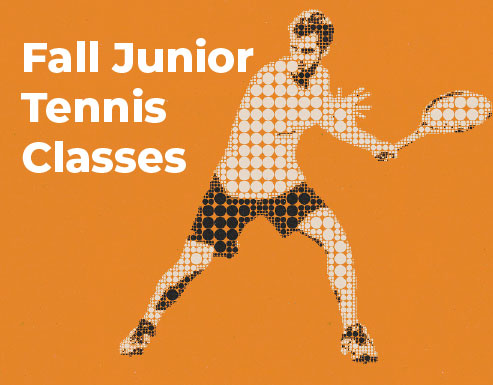 Fall tennis classes